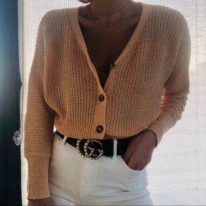 Knit cardigan BNWT